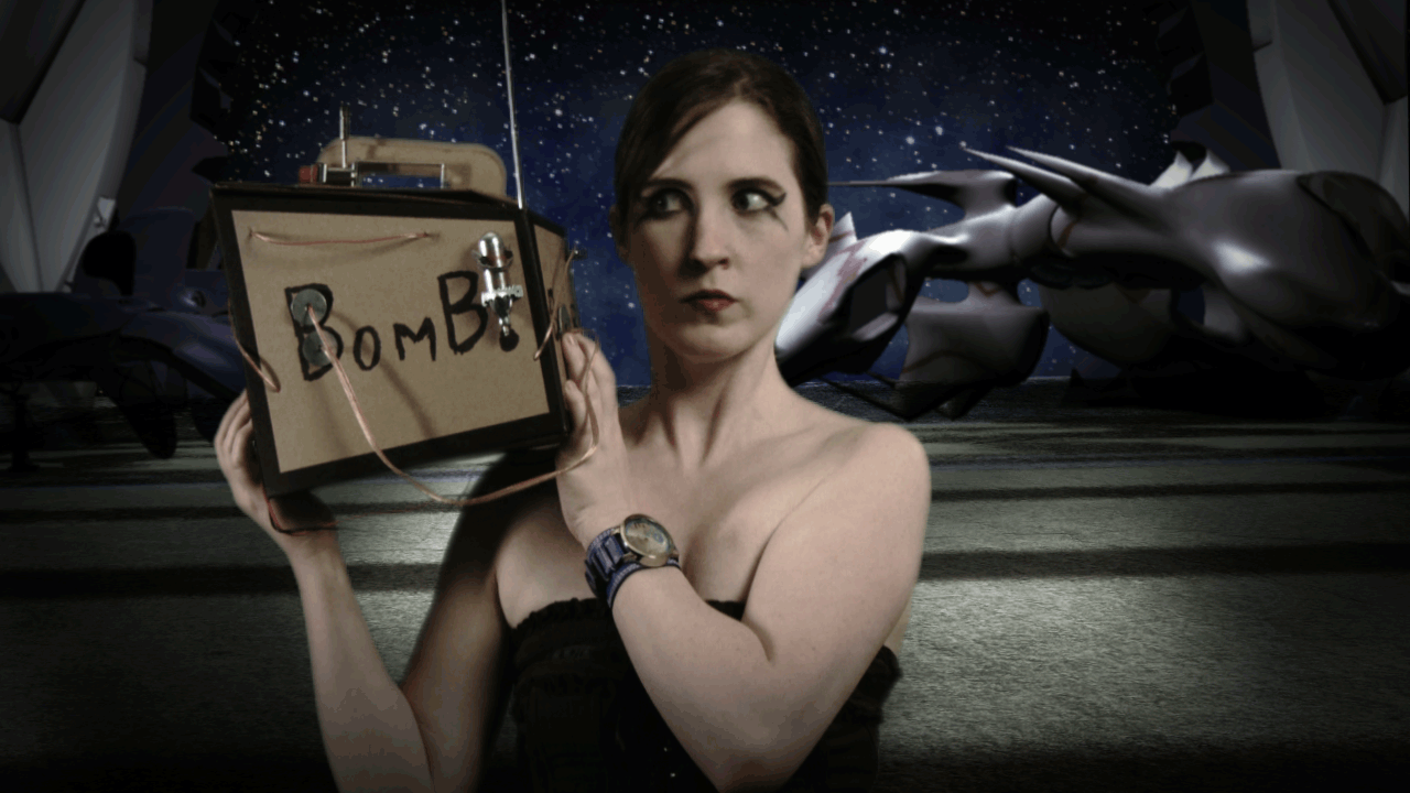 Gwendolyn Dangerous and the Great Space Rescue