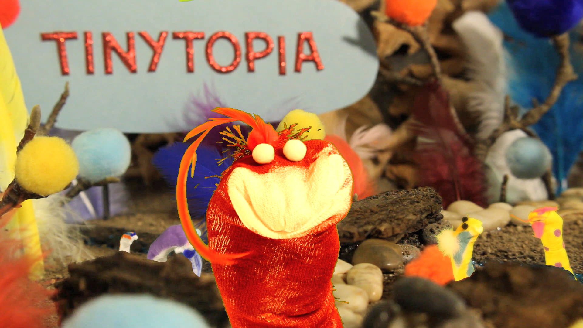 The Story of Tinytopia