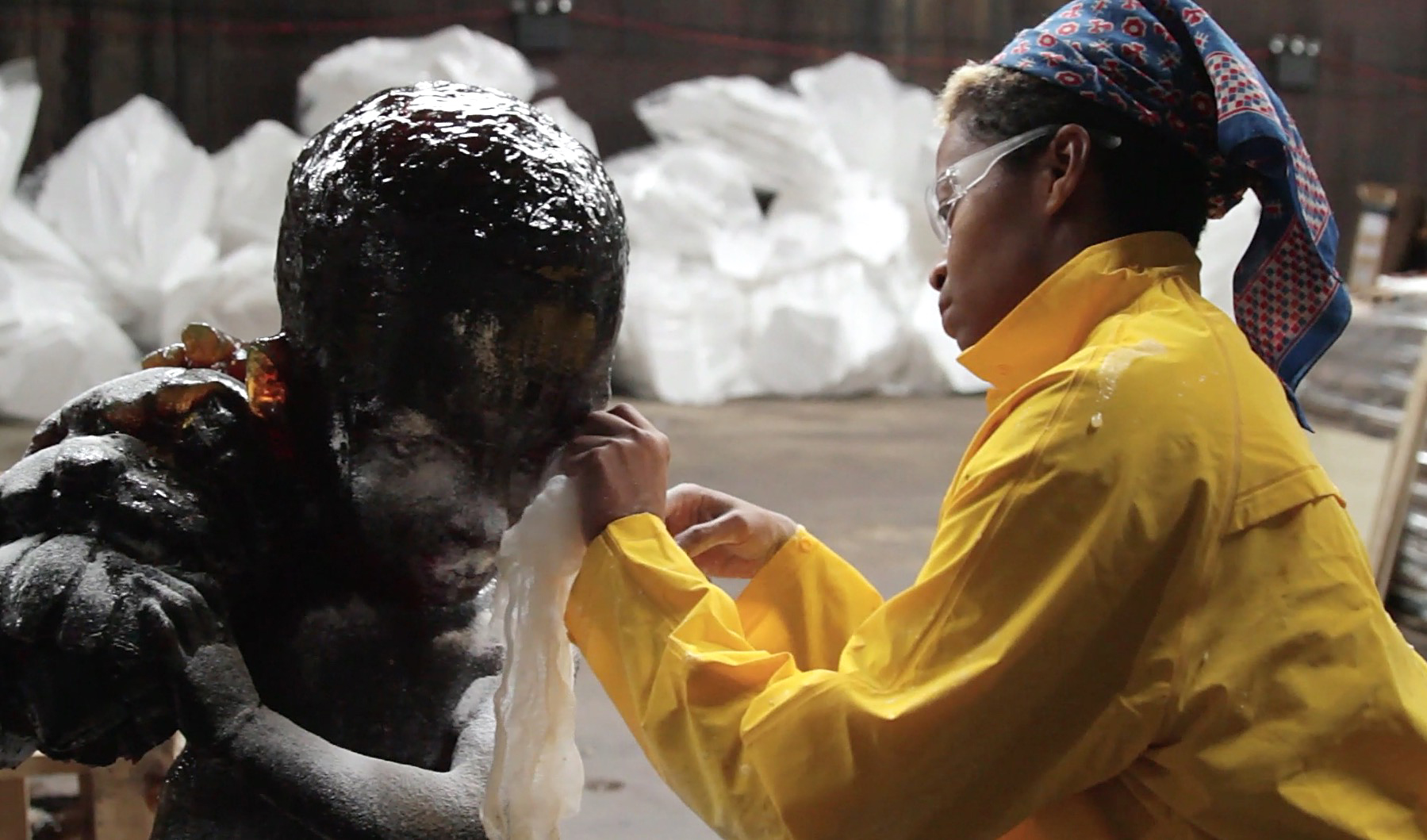 "Kara Walker: ""A Subtley, or the Marvelous Sugar Baby"""