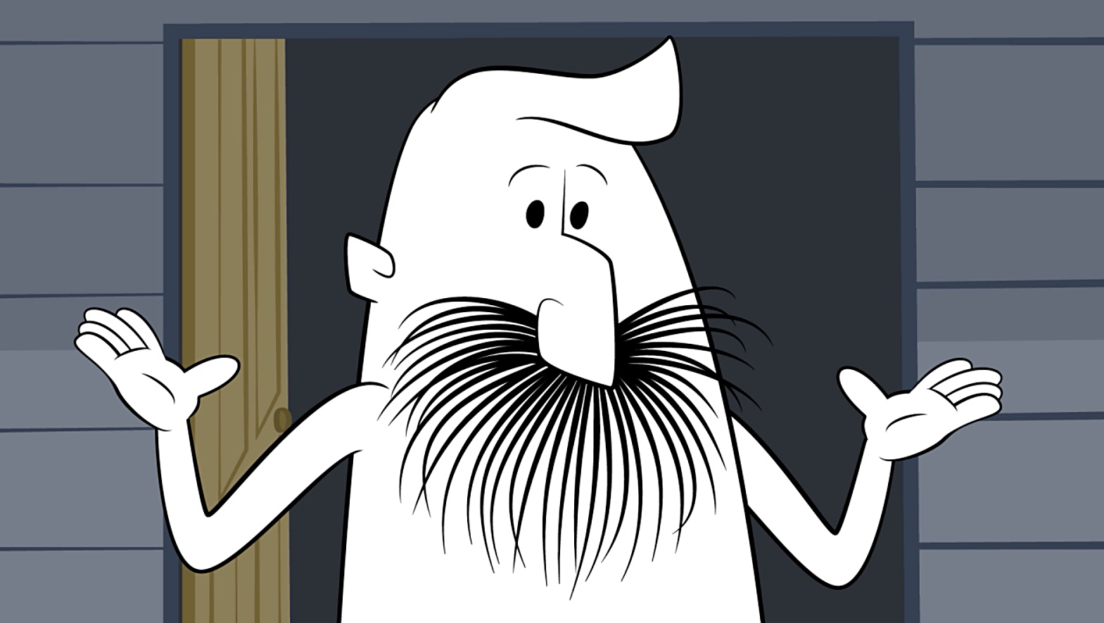 Palmer's Beard