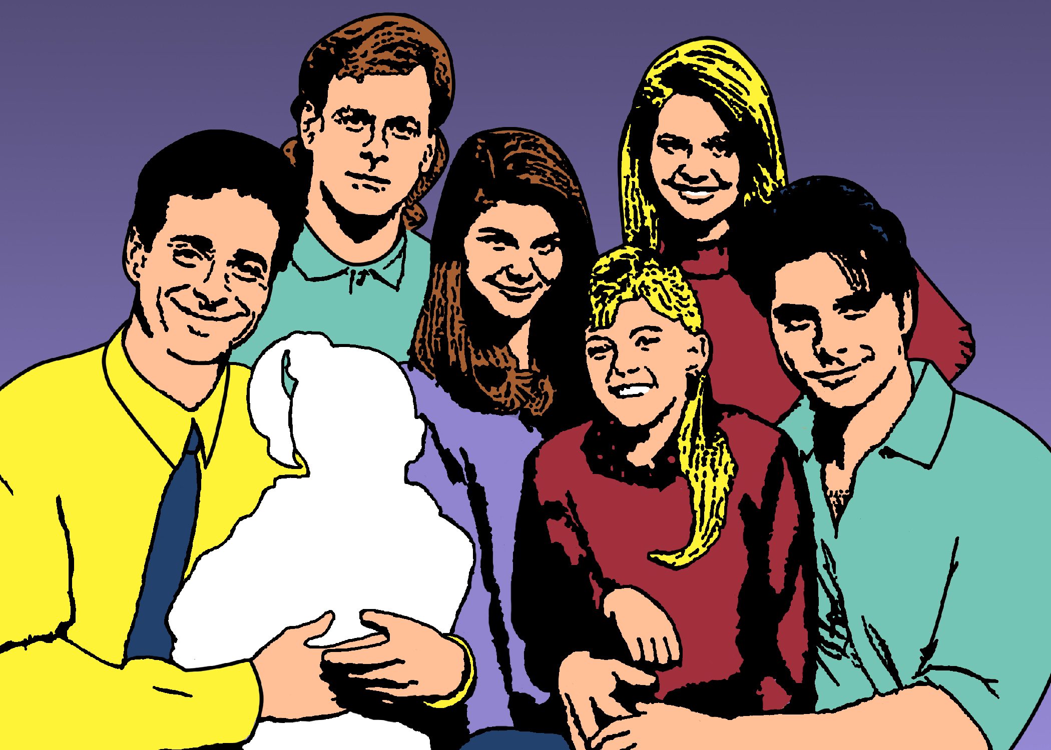 "Animating The Void: Erasing Michelle From ""Full House"""